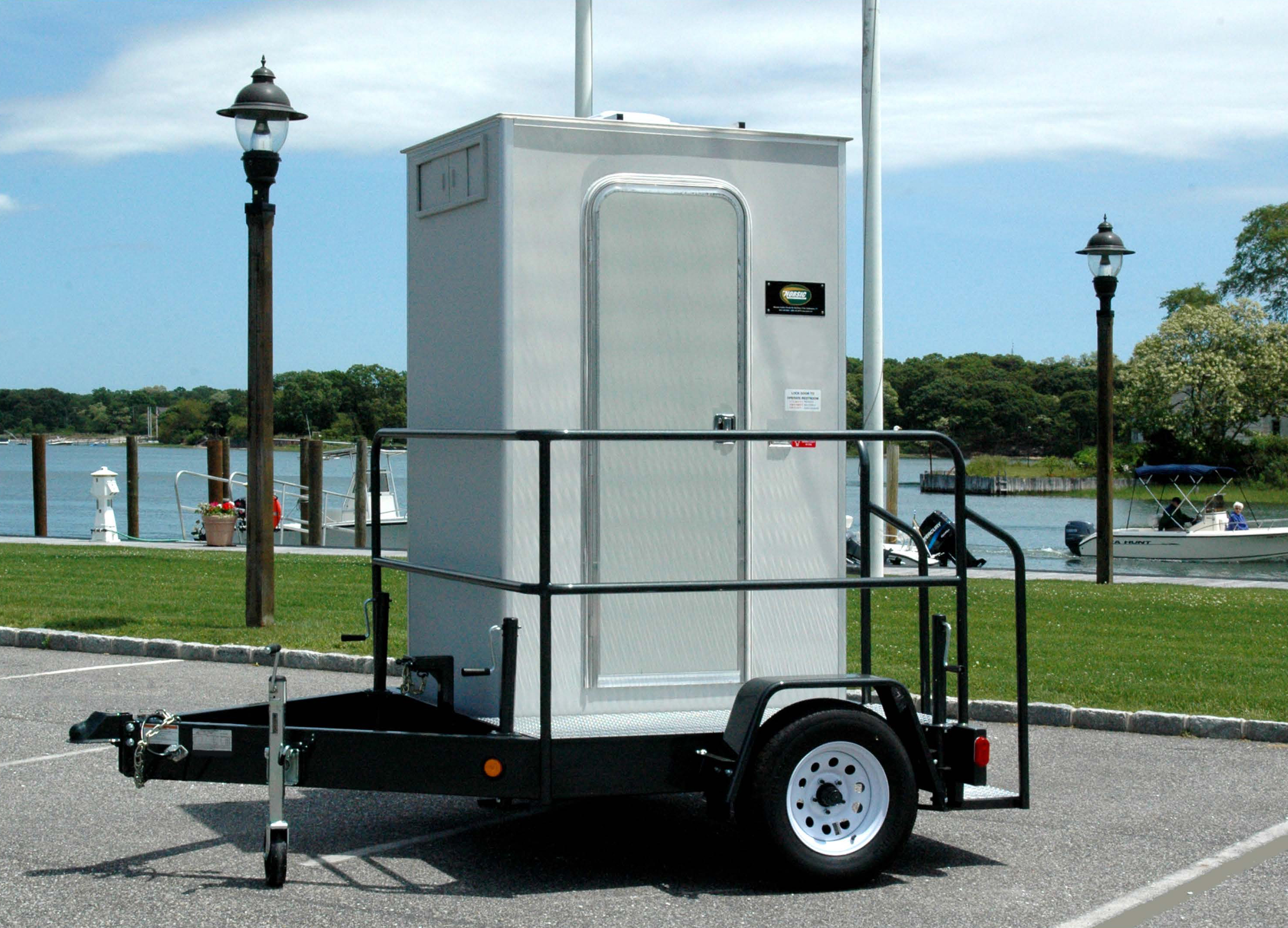 bathroom restroom example trailers sale portable complete various for ideas at